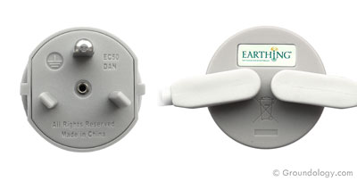 Earth connection plug (Denmark)