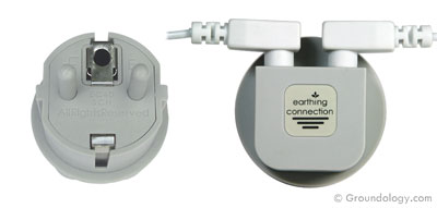 Earth connection plug (Europe)