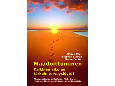 Earthing book (Finnish)
