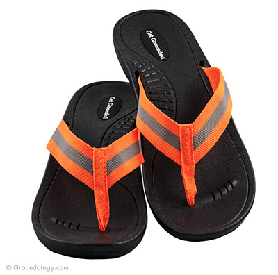 Women's grounding sandals - 'Groundals Plus'