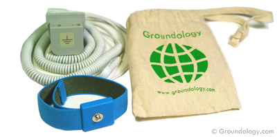 Grounding bands