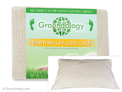 Beauty You Earthing Pillowcase with