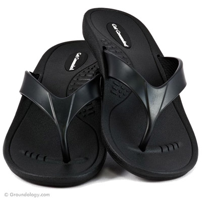 Grounding sandals - 'Groundals'