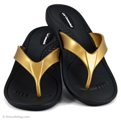 Women's grounding sandals - 'Groundals'