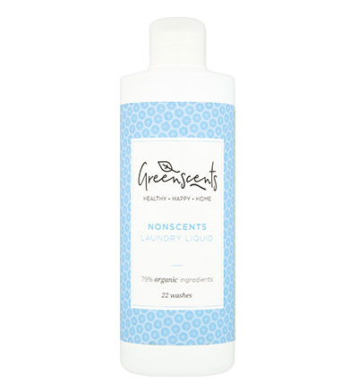 Greenscents Laundry Liquid, unscented